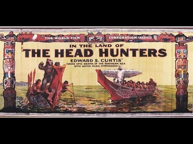В краю охотников за головами (Э. Кёртис, 1914 г.)