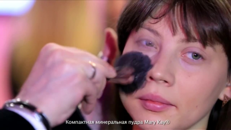 Модный макияж от Эрика Индикова -- мастер-класс