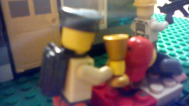 лего сталкер 1 серия Lego S T A L K E R first episide