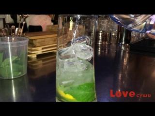 классический лимонад в