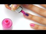 Как научиться аккуратно красить ногти / Техника нанесения лака / Маникюр в домашних условиях