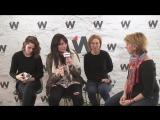 Kristen, Lily G and Kelly R interview CertainWomen Sundance2016 TheWrap