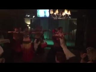 Свадь Диляры Варол и TriadaDance
