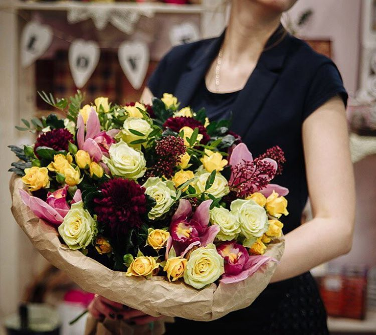 Какой букет купить на 8 марта: рекомендации тюменских флористов 5