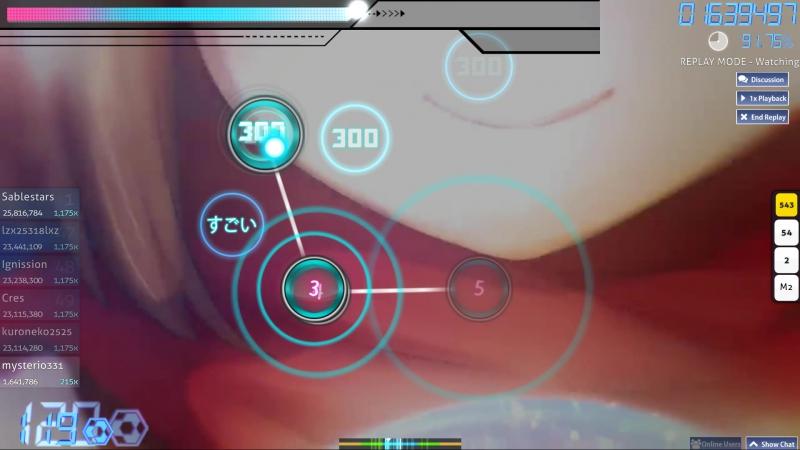 Mysterio331 - Kano - Stella-rium [Freys Insane] (2016-01-03) Osu