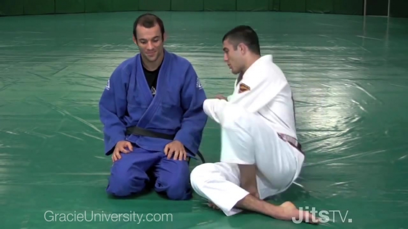 Ryron and Rener Gracie - Special Techniques and BJJ History