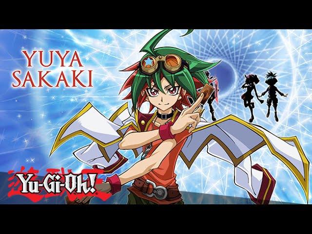 Yu-Gi-Oh! ARC-V Yuya Character Profile