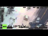 ФБР опубликовало видео убийства полицейским участника протестного движения в Орегоне