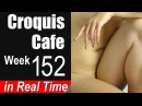 Croquis Cafe: Figure Drawing Resource No. 152