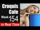 Croquis Cafe: Figure Drawing Resource No. 154