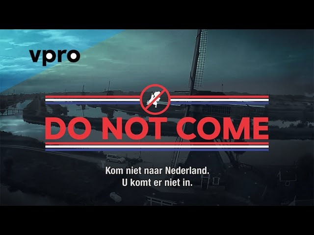 Do not come to Holland - Zondag met Lubach (S03)