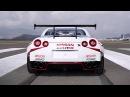 Nissan GT-R Nismo устанавливает рекорд скорости на шинах Toyo