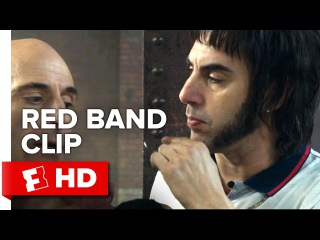The Brothers Grimsby Red Band CLIP - Suck and Spit (2016) - Mark Strong Movie HD