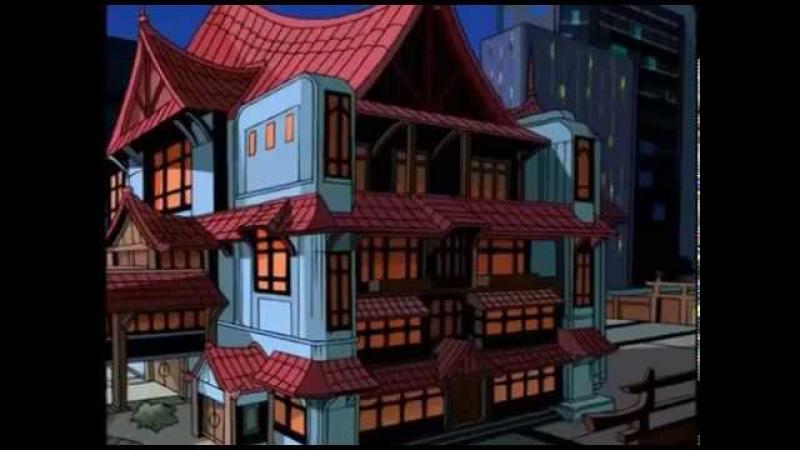 Черепашки Ниндзя Новые Истории Тяжелая Миссия Гравитация 3 Сезон 15 Серия