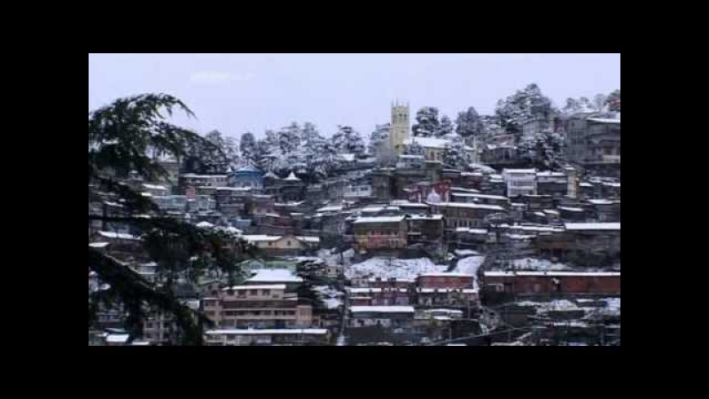 The Kalka Shimla Railway