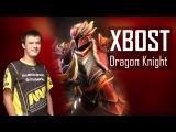 Dragon Knight: XBOCT Dragon Knight DotA 2 pro gameplay