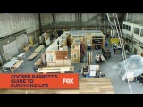 COOPER BARRETT'S GUIDE TO SURVIVING LIFE | Time Lapse: Set Build | FOX BROADCASTING