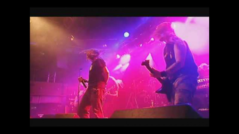In Flames - Only For The Weak (Live at Sticky Fingers, 2004, UA DVD)