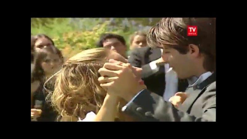 Floribella (Chile): Fede y Flor por fin se casan