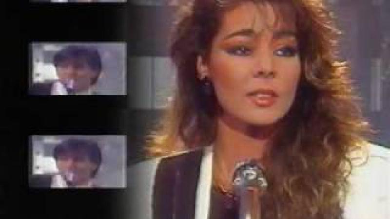 Sandra - Heaven can wait - Hitparade 1986