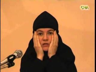 Монахиня Нина (Крыгина) Тепло домашнего очага.Беседа 1. Счастливая семья. Утопия или реальность