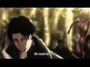 Eren vs Female Titan Full Fight English Sub)