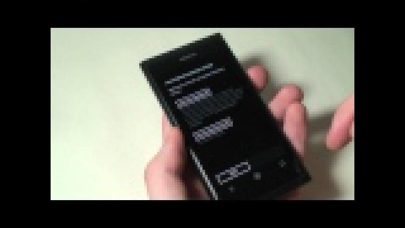 Как сделать сброс настроек на телефоне нокия люмия 520