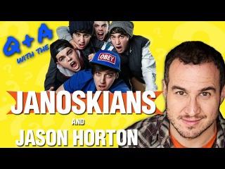 The Janoskians on BFF's & Playing Favorites w/ Jason Horton (Q & A)