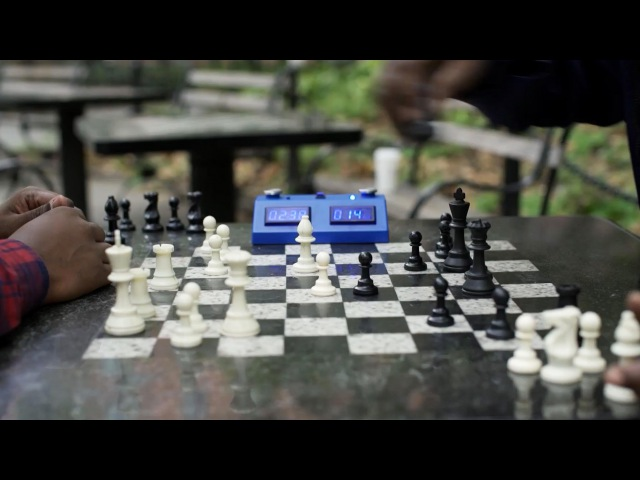 Street Chess. Part Game, Part Con Urban Recreation | Part 2