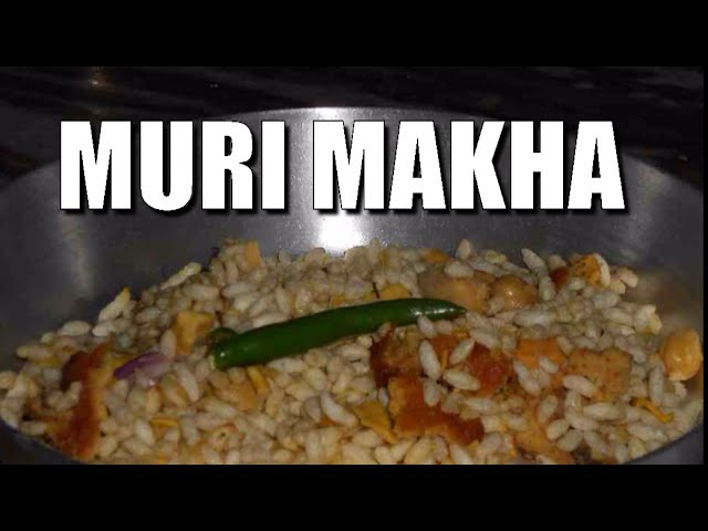 HOW TO MAKE ALOOR CHOP,PHULURI AND CHANACHUR DIYE MURI MAKHA( BENGALI TIFFIN )