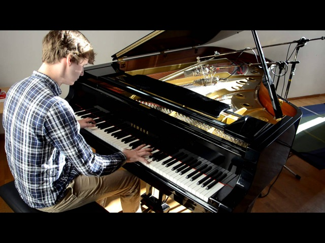 Heroes (Måns Zelmerlöw) - Piano Cover by Fredrik Hermansson