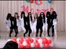 Оригинальный танец, прикол на выпускном