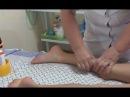 Массаж ног ребенку - мастер-класс
