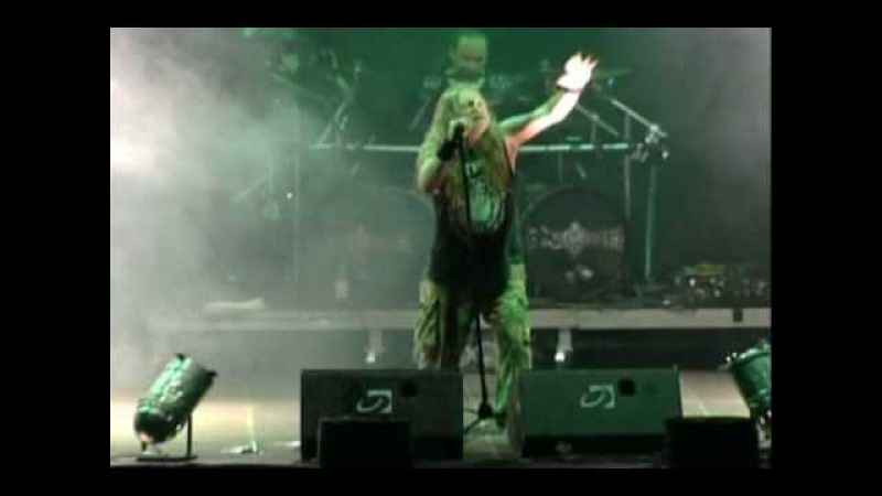 Bolt Thrower The Killchain live