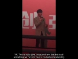 151204 OMG GZ FM - ideal type and fans nagging (ENG SUB)