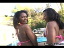 Cherokee DAss and Delotta Brown Big Butts Big Boob Ebony