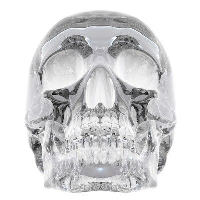 Хрустальные черепа майя
