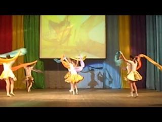 Танец Зажигай! под песню Натальи Орейро Esso Esso