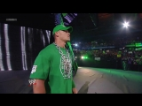 WWE Extreme Rules 2012 - Brock Lesnar vs. John Cena