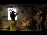 buikdanseres Barbara bellydance artist _ Alf leyla we leyla & Souhair's tabla