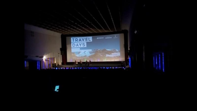Барабанза. Премьера Travel Days в Запорожье 21.10.2015
