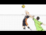 [13] Haikyuu!! TV-2 / Волейбол (ТВ-2) 2 сезон - 13 серия [720p HD]
