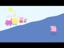 Sun Sea and Snow Peppa Pig Episode