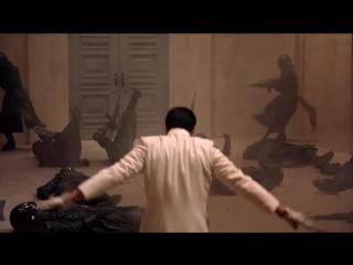 5 минут насилия (бои из фильма Эквилибриум)