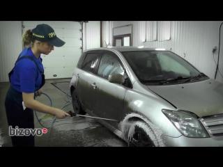 Технология правильной мойки автомобиля