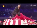 151110 双11狂欢夜 Double 11 Red vs Black team Lay Zhang yixing