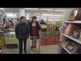 Яна Лукьянова и шоколадка