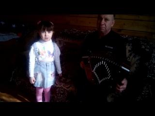 Михаил Никулин-Заслуженный Гармонист России и Алина Никулина, Частушки