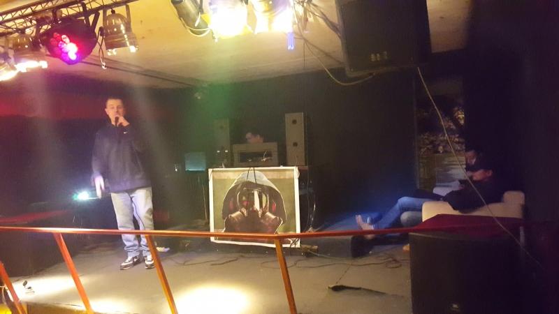 Xenon feat Брони Бит-Из Окон дым\Live\