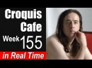 Croquis Cafe: Figure Drawing Resource No. 155